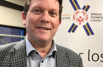 Meet Co-Chair, Marc Champoux, Special Olympics National Summer Games 2018 July 31 to August 4